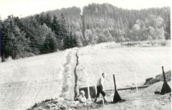 Špičák výstavba VL1000_1 2 1964