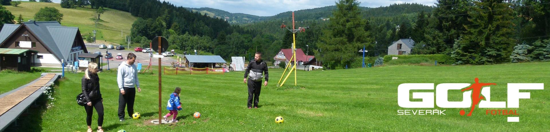Fotbalgolf Severák