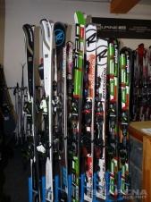 Výprodej lyží