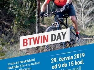 BTWIN DAY na Tanvaldském Špičáku