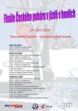 Finále Českého poháru v jízdě v boulích