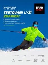 Testování lyží TŠ 2