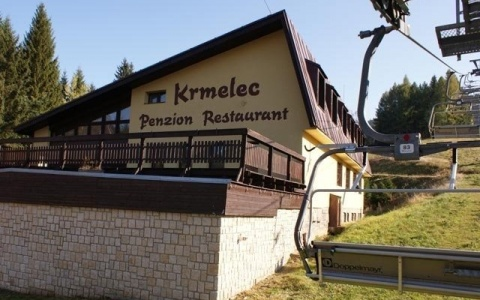 Pension Krmelec